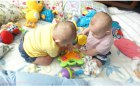 Bebês precisam de liberdade!
