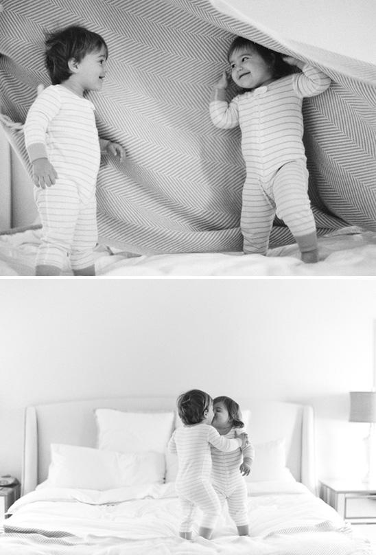 Ensaio Fotográfico Casal de Gêmeos