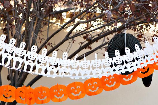 Decoracao de Halloween 1