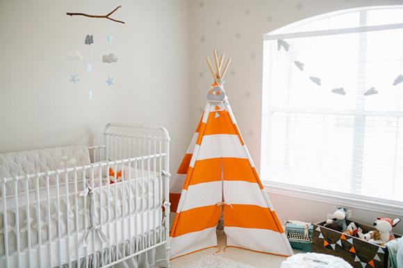 quarto de bebe em tons suaves 6