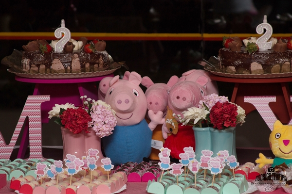 festa peppa pig MY